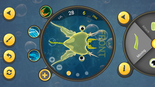 World of Microbes: Spore Evol  screenshots 1