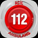 112 Acil Yardım Butonu icon