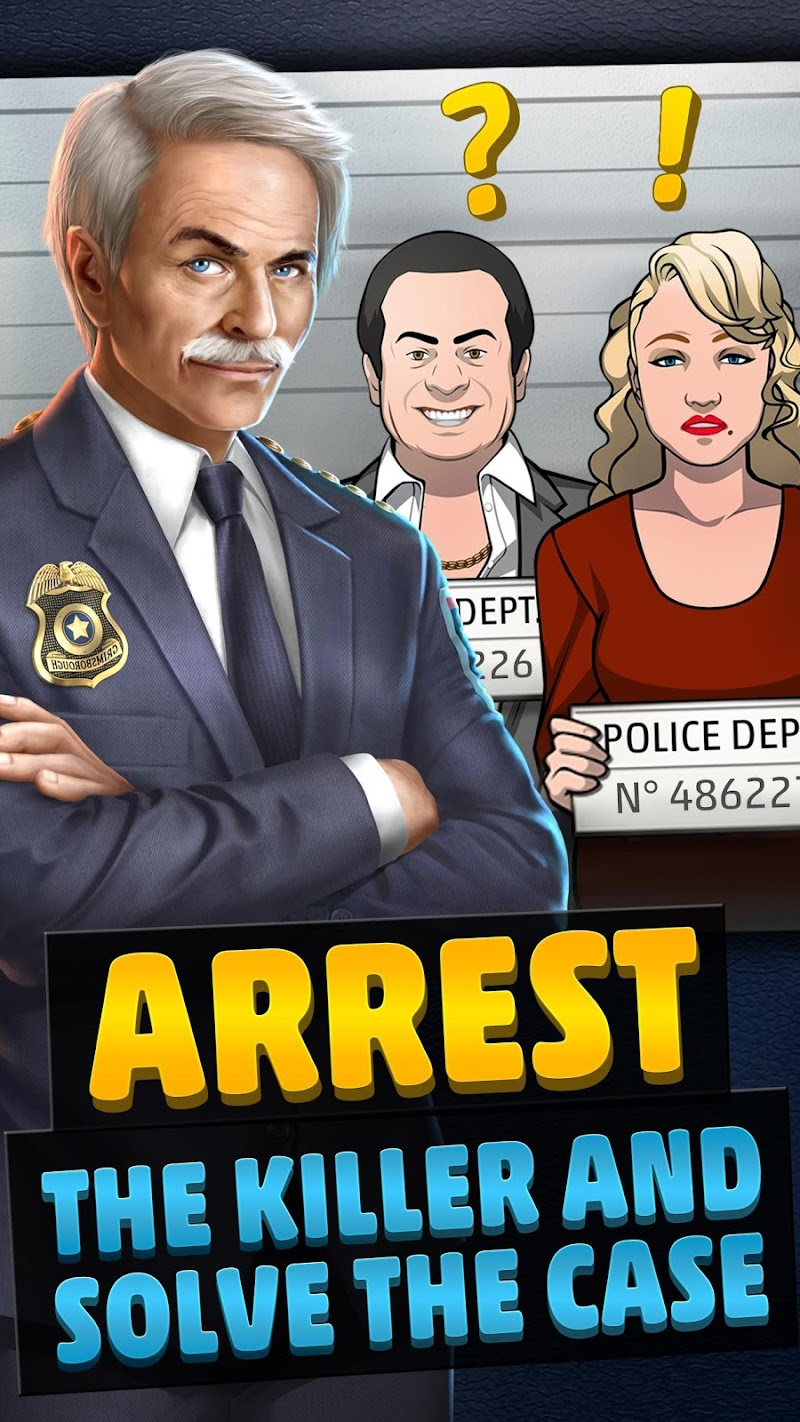 Criminal Case Screenshot 4