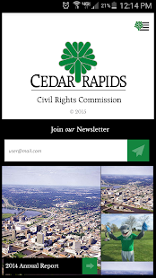 Cedar Rapids Civil Rights Com.- screenshot thumbnail