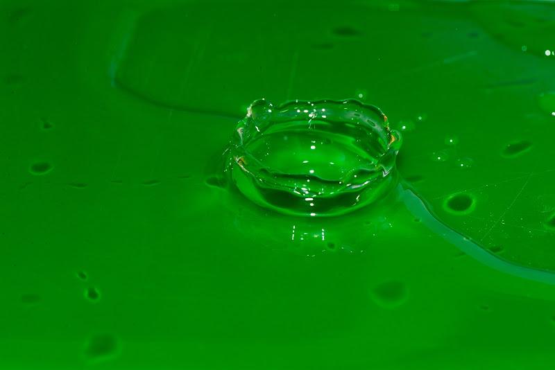 corona verde di SCB