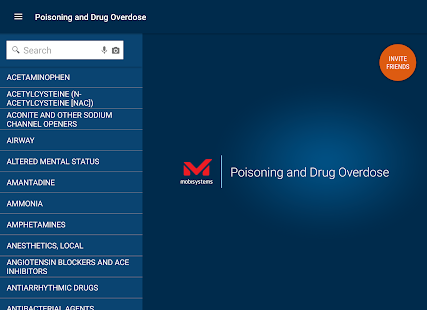 Poisoning and Drug Overdose- screenshot thumbnail
