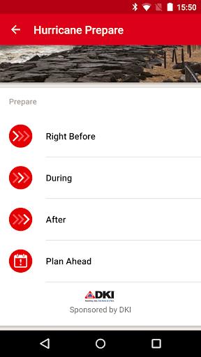 Emergency - American Red Cross Screenshot