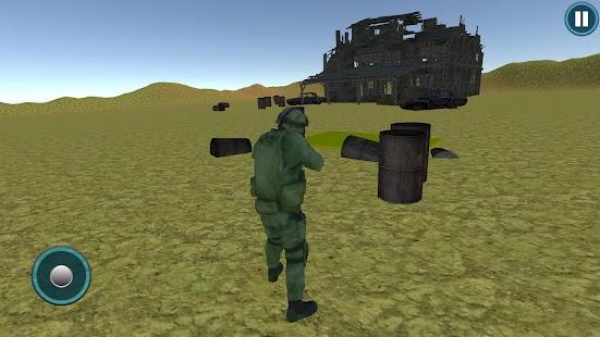 Sniper Counter Strike 3D screenshot