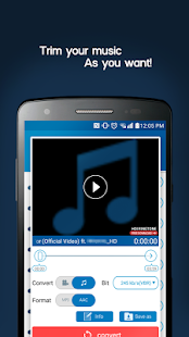 App Video MP3 Converter APK for Windows Phone