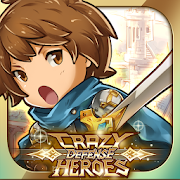 Crazy Defense Heroes: Tower Defense Strategy TD v1.0.0 [Unlimited Currencie]
