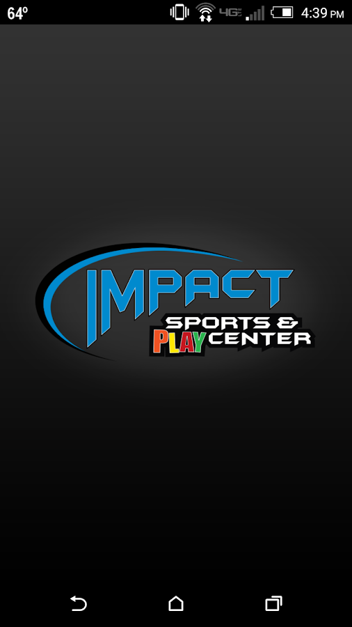 Impact Sports Center- screenshot