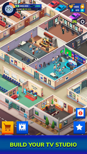 TV Empire Tycoon - Idle Management Game 0.9.2 screenshots 1