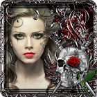 Gothic Imagination Go Launcher icon