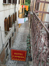 Photo: HOTEL CAPRERA - External view from terrace