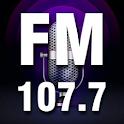 FM LOCAL 107.7 icon