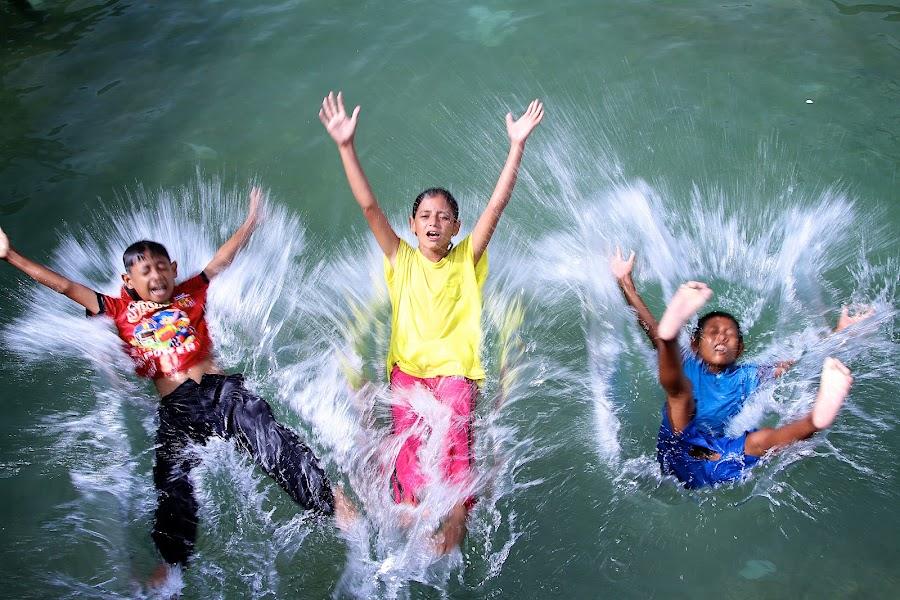 WoooWeee!!! by Jinny Tan - Babies & Children Children Candids