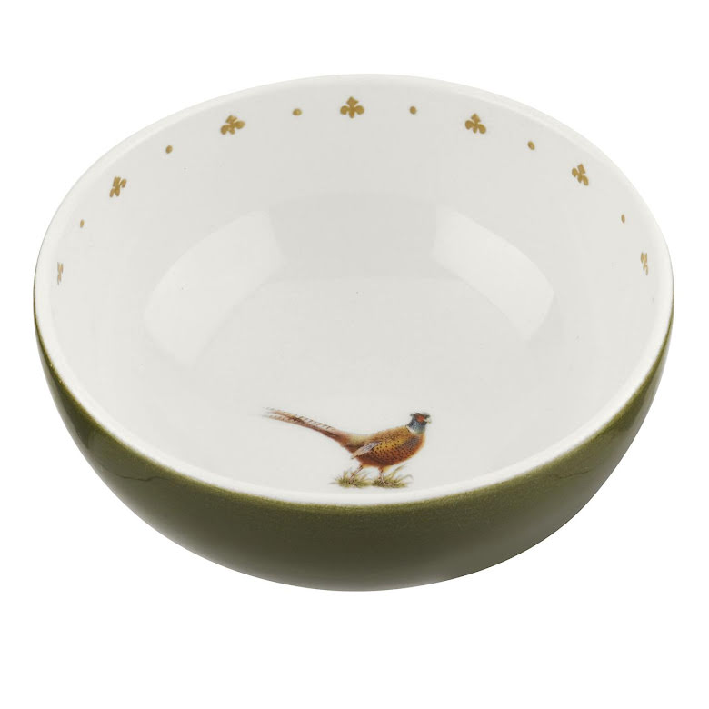 Glen Lodge Pheasant Small Bowl