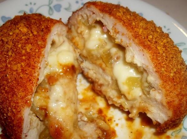 Taco Chicken Rolls Recipe