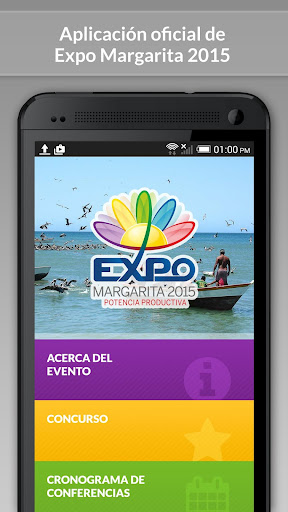Expo Margarita 2015 Beta