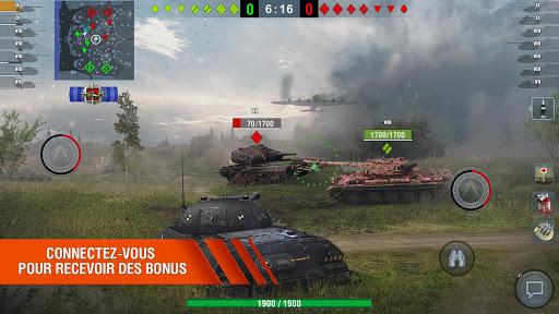 World of Tanks Blitz MMO  captures d'u00e9cran 2