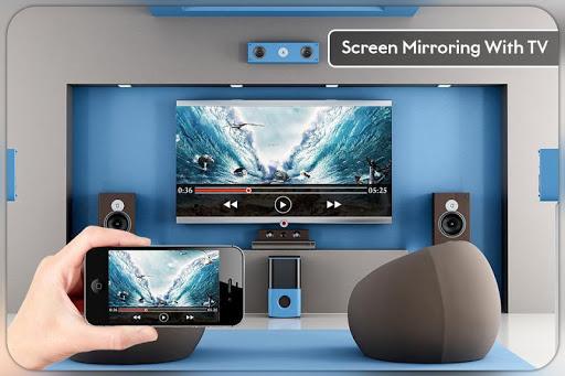 Screen Mirroring with Samsung TV - Mirror Screen by Smart FlashLight