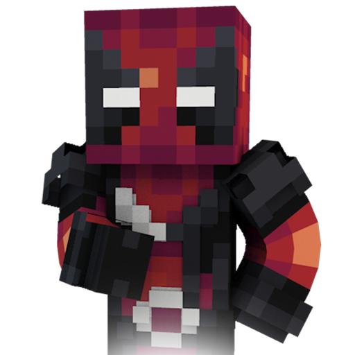 App Insights Deadpool Skins For Minecraft Apptopia - Deadpool skins fur minecraft