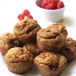 Peanut Butter & Jelly Muffins (Gluten-free)