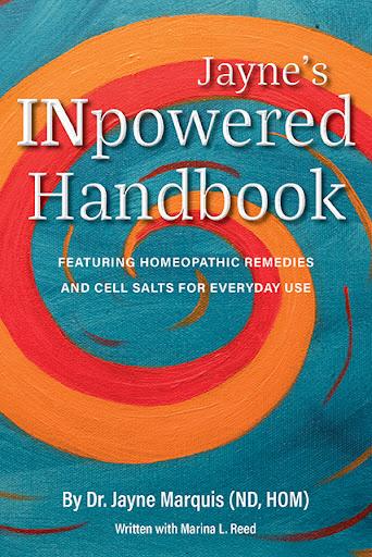 Jayne's INpowered Handbook cover