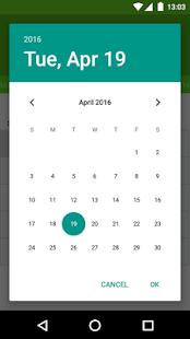 Hijri Calendar- screenshot thumbnail