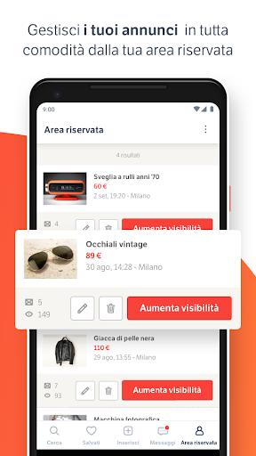Subito: compra e vendi vicino a te! screenshots 5