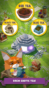 Tiny Tea Paradise Screenshot