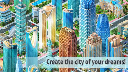 Megapolis: city building simulator. Urban strategy 5.00