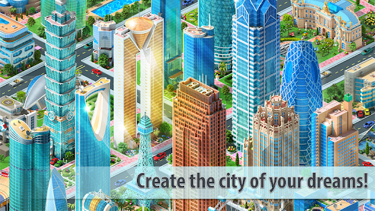 Megapolis MOD (Unlimited Money) 1