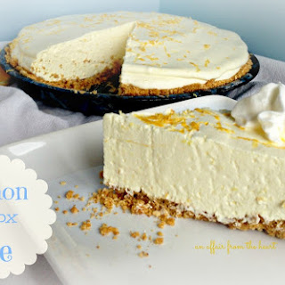 Lemon Icebox Pie Cool Whip Recipes