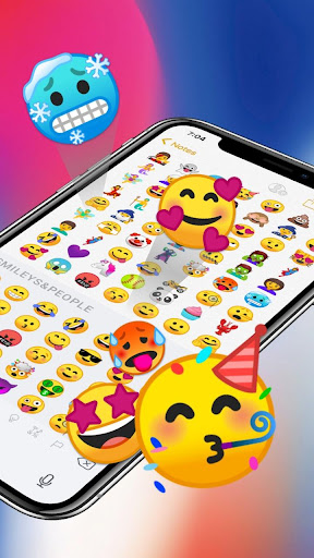 Download Emoji phone X for Android MOD APK 1