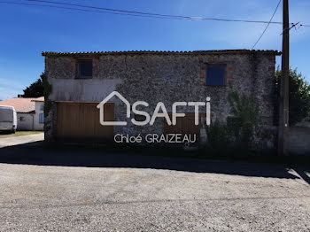 maison à Secondigny (79)