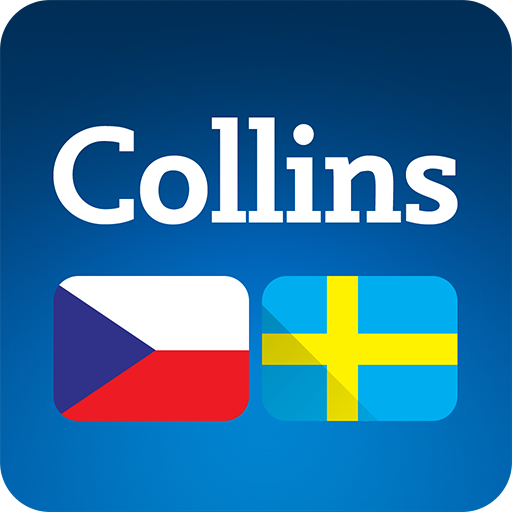 Collins Swedish<>Czech Dictionary Icon