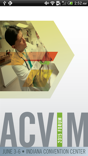 2015 ACVIM Forum
