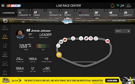 NASCAR MOBILE Screenshot 10