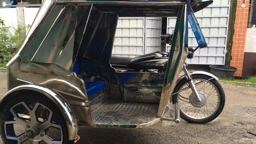 Solarys Motorcycle Shop - Tricycle Sidecar Fabricator in