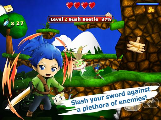 Swordigo  screenshots 7