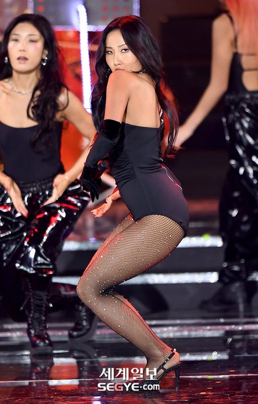 hwasa stockings 11