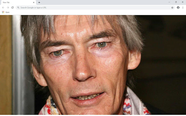 Billy Drago New Tab & Wallpapers Collection