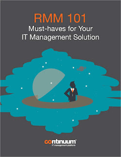 Remote Monitoring and Management RMM 101 - Must-haves for Your IT Management Solution