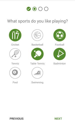 Playo - Local Sports Community