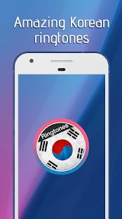 Korean Ringtones Free 2018 - náhled
