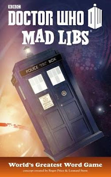 Doctor Who Mad Libs - Mad Libs