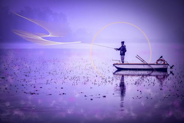 A pesca di sogni di Sergio Locatelli