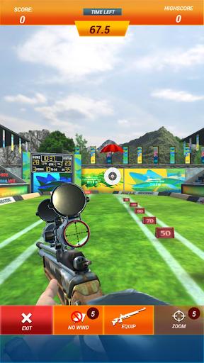 Télécharger Tir à la carabine Simulator 3D - Jeu de tir apk mod screenshots 4