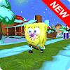 Subway Spongebob Surf Christmas Rush 3D