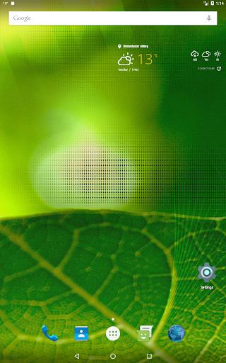 Simple weather & clock widget (no ads) screenshots 13