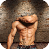 Man Six Pack Photo Editor