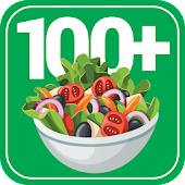 100+ Recipes Salads