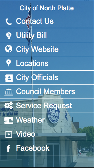 City of North Platte- screenshot